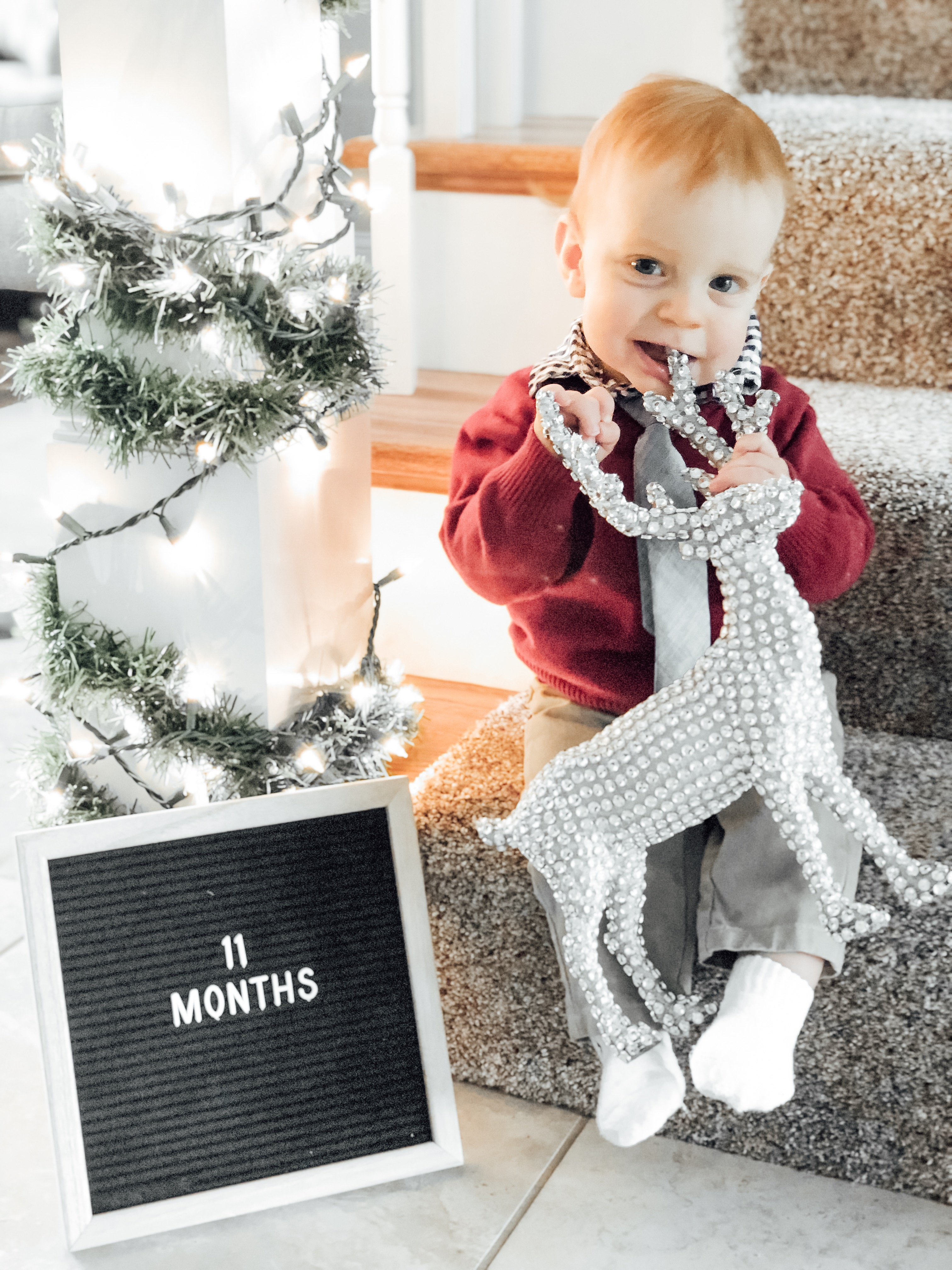 LEYTON'S 11 MONTH UPDATE