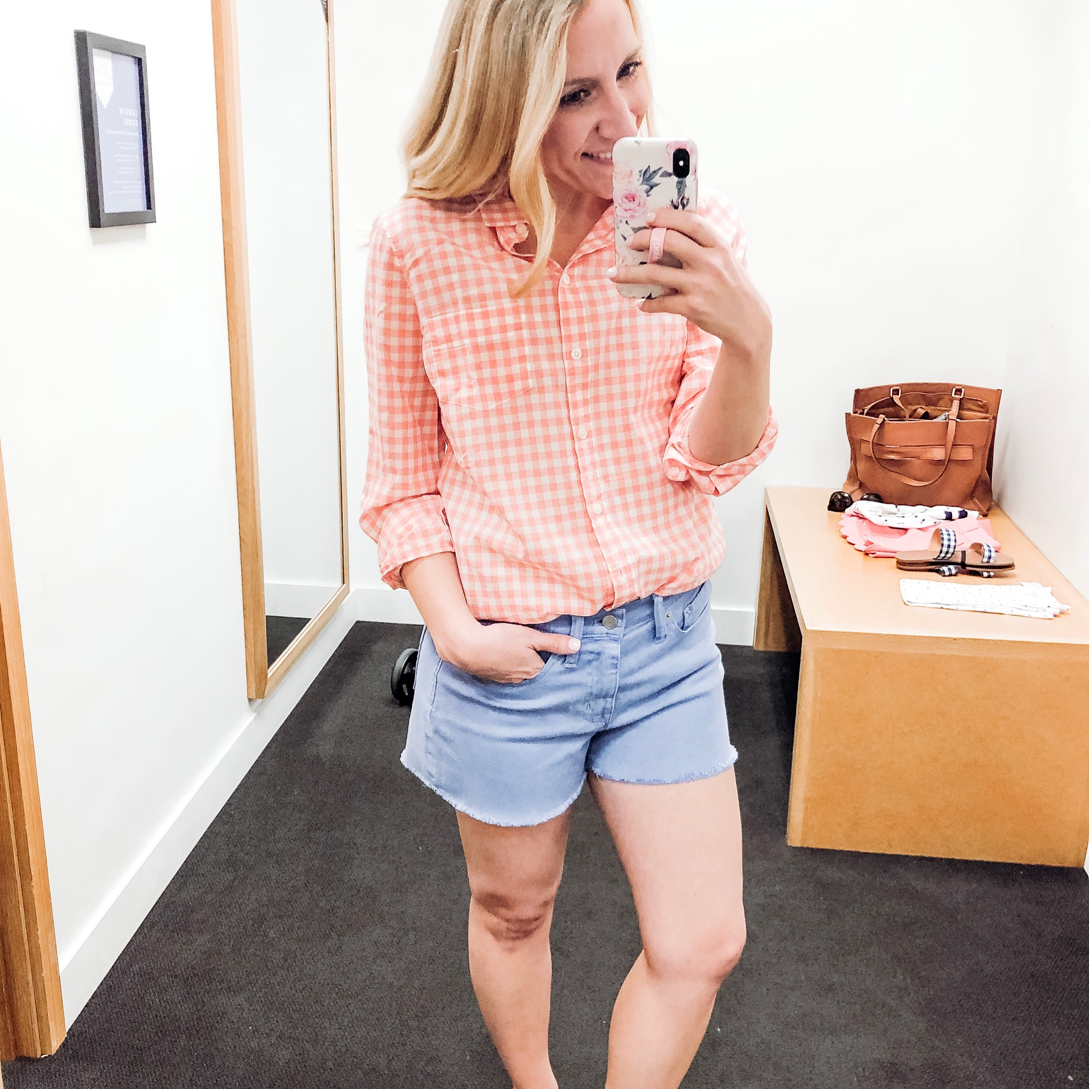 J. CREW FACTORY TRY ON
