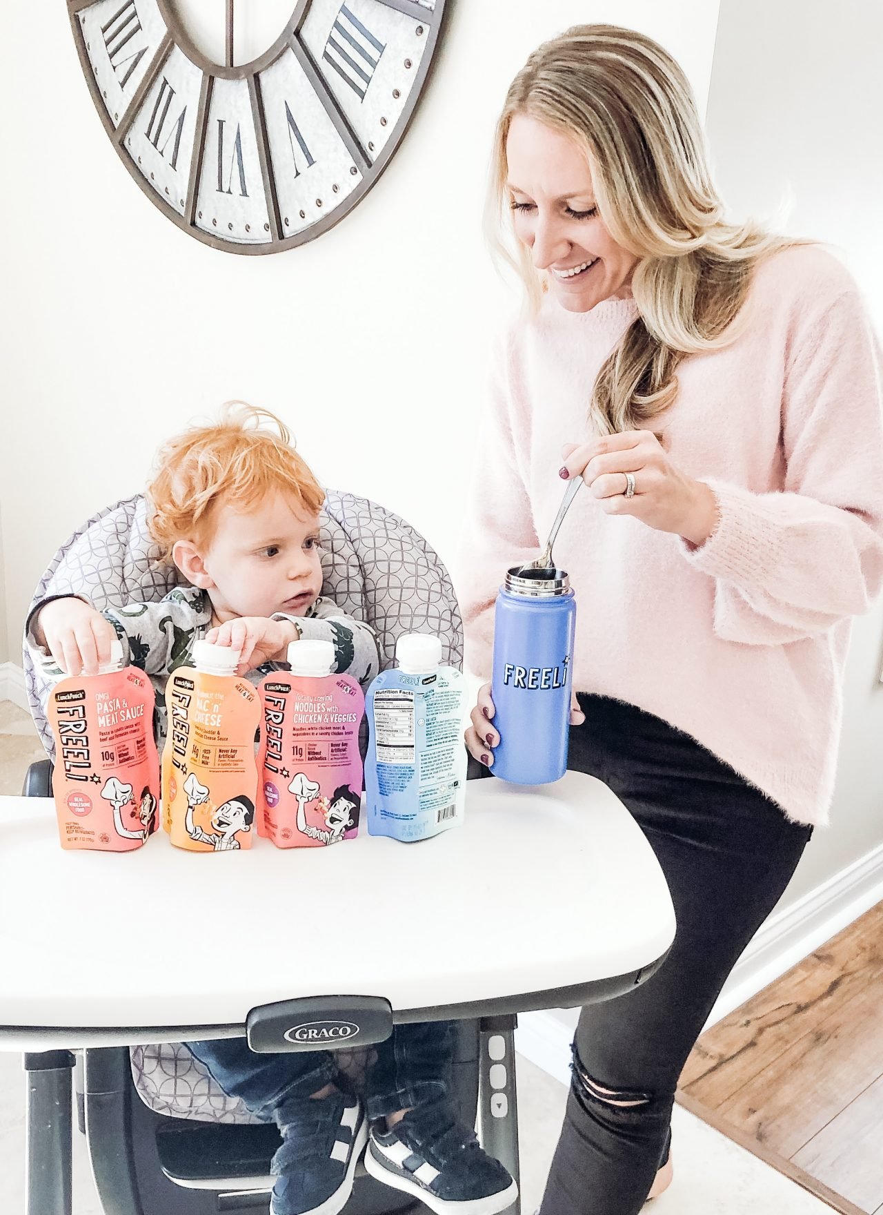 A HEALTHY, KID FRIENDLY OPTION FOR MEALS ON THE GO