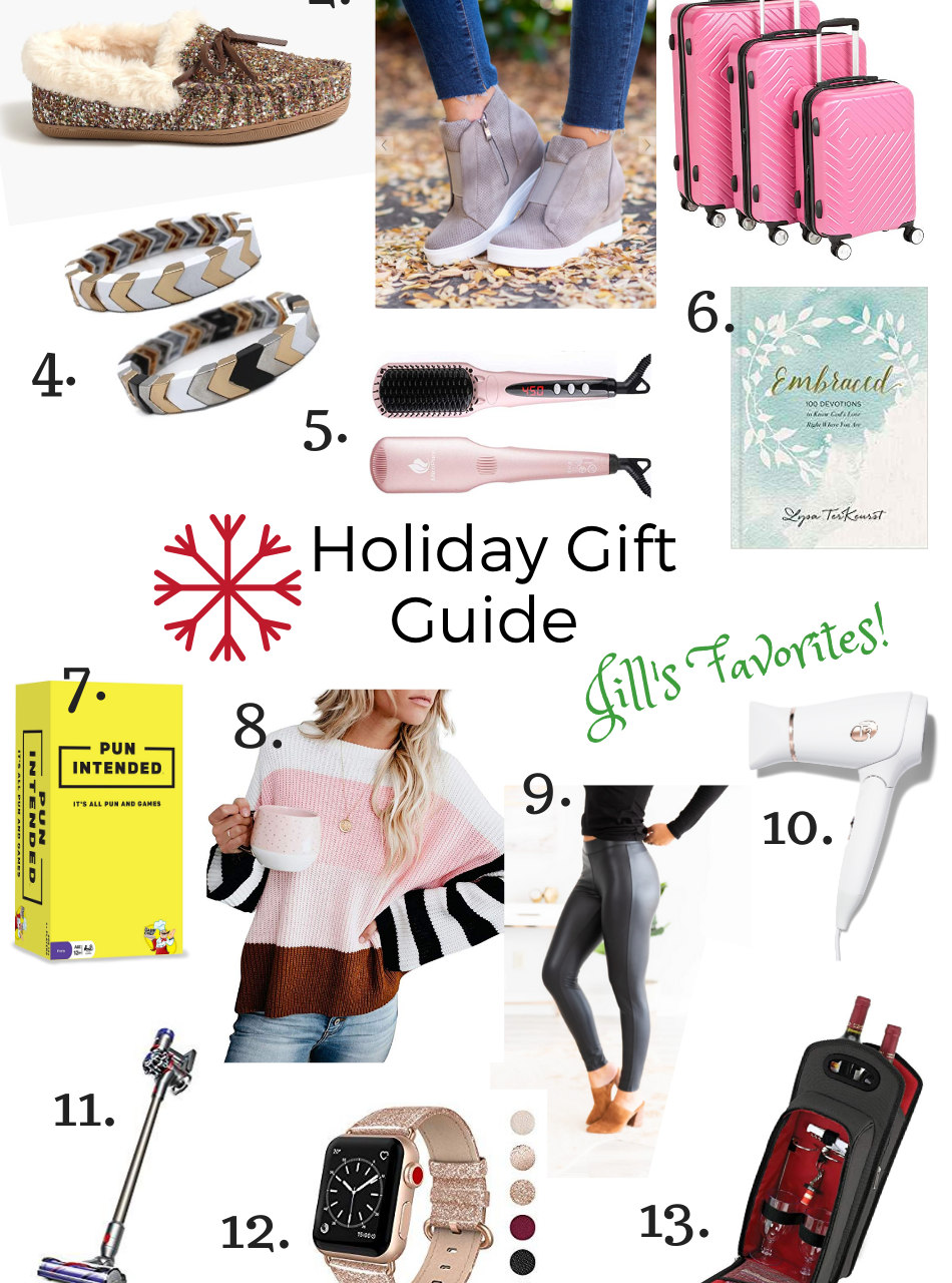 GIFT IDEAS AND JILL'S FAVORITE THINGS!