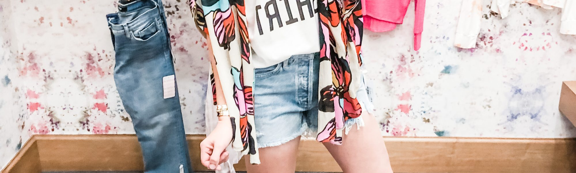 SPRING TRENDS TO FIT ANY STYLE